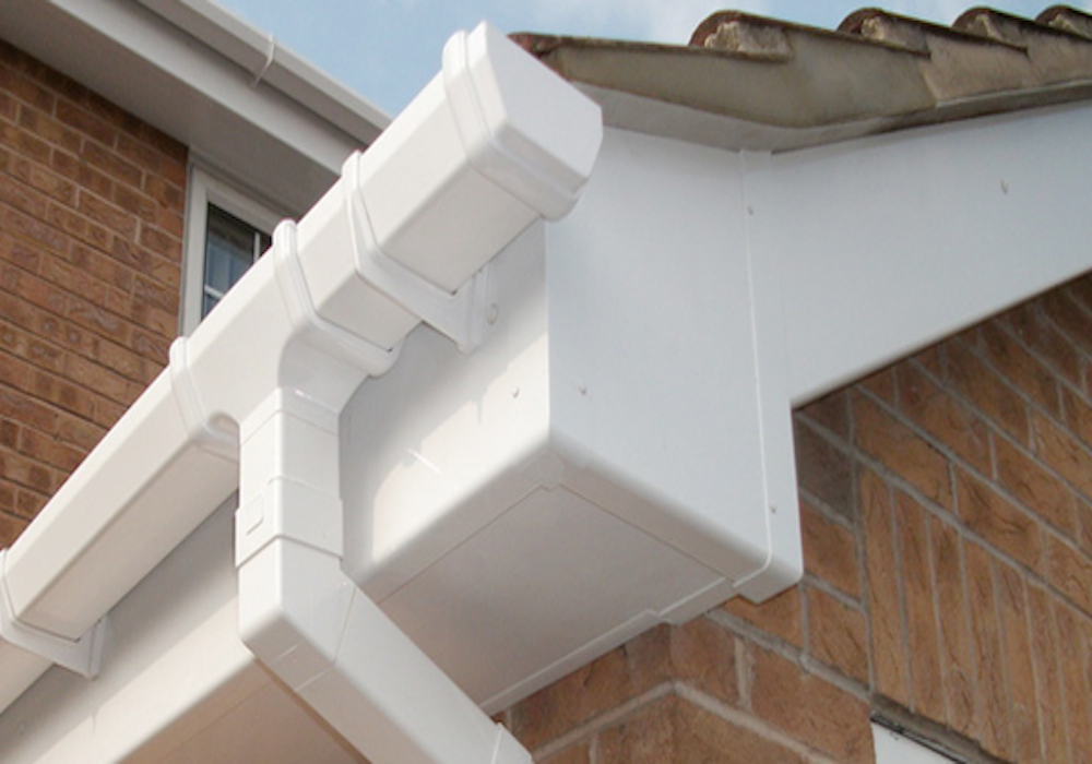 Pvc Gutters Fascia And Soffit In Dublin
