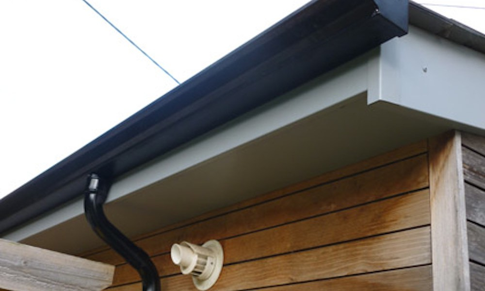 Architectural Aluminium Fascia and Soffit