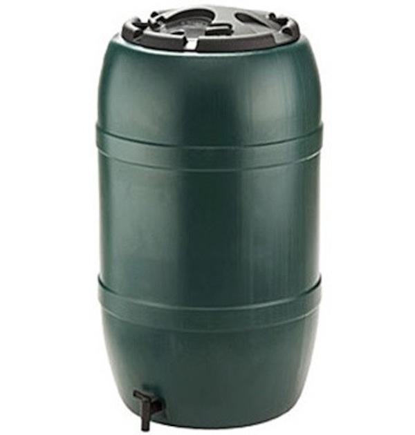 Rainwater Harvesting 210 Litre Water Butt