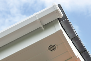 White PVC Gutter, Cladding, Fascia and Soffit