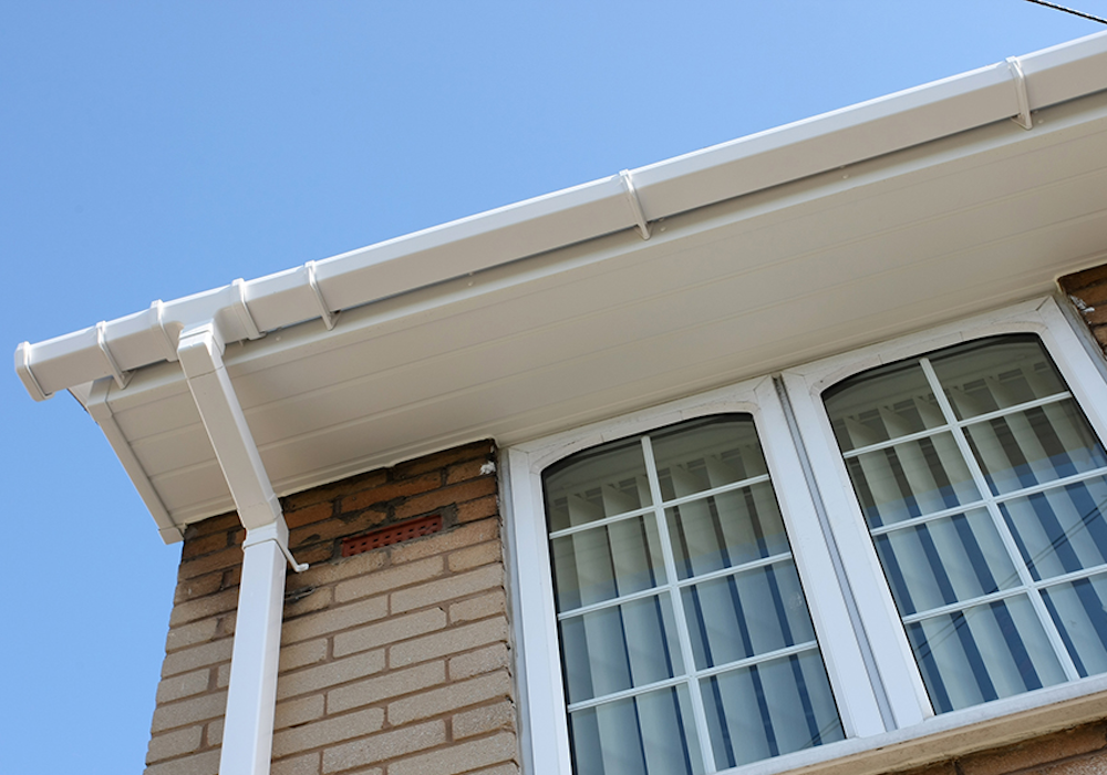 PVC Gutters, Downpipe, Fascia and Soffit