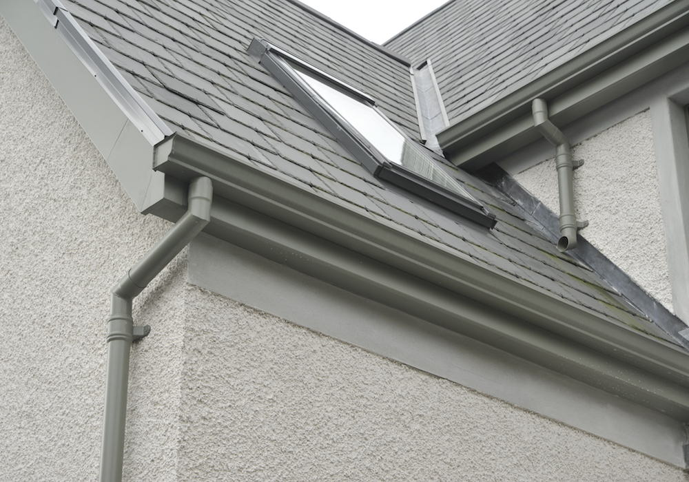 Seamless Aluminium Gutters, Fascia and Soffit