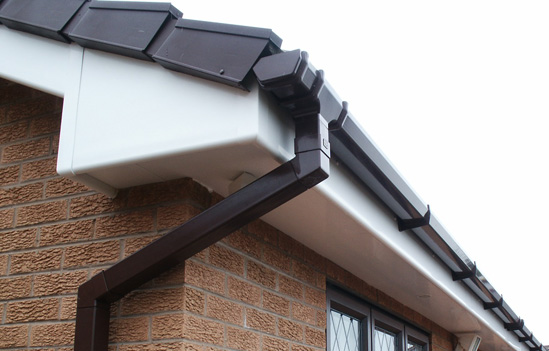 Pvc Gutters And Downpipes In Dublin Gutter Ie